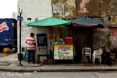 Do you want some juice - Cartagena, Colombia ... October 18, 2011 ... Photo by Rob Page III