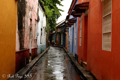 The streets of Cartagena - Cartagena, Colombia ... October 18, 2011 ... Photo by Rob Page III