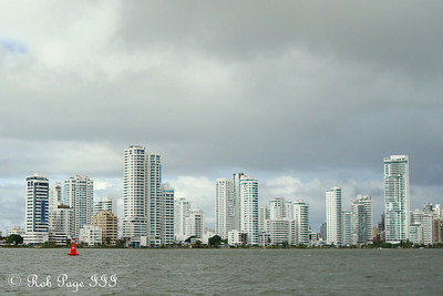 Cartagena, Colombia ... October 17, 2011 ... Photo by Rob Page III