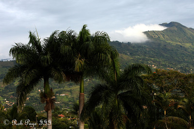 The view - Medellin, Colombia ... October 20, 2011 ... Photo by Rob Page III