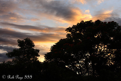 Sunset - Medellin, Colombia ... October 20, 2011 ... Photo by Rob Page III