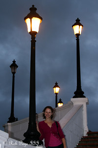 Meandering in the old town - Panama City, Panama ... October 14, 2011 ... Photo by Rob Page III
