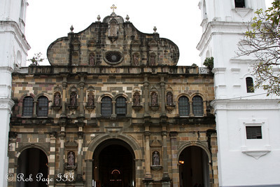 La Catedral Metropolitana - Panama City, Panama ... October 14, 2011 ... Photo by Rob Page III
