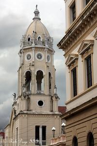 Iglesia San Felipe de Neri - Panama City, Panama ... October 14, 2011 ... Photo by Rob Page III