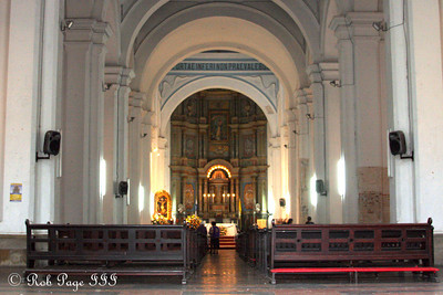La Catedral Metropolitana - Panama City, Panama ... October 14, 2011 ... Photo by Rob Page III