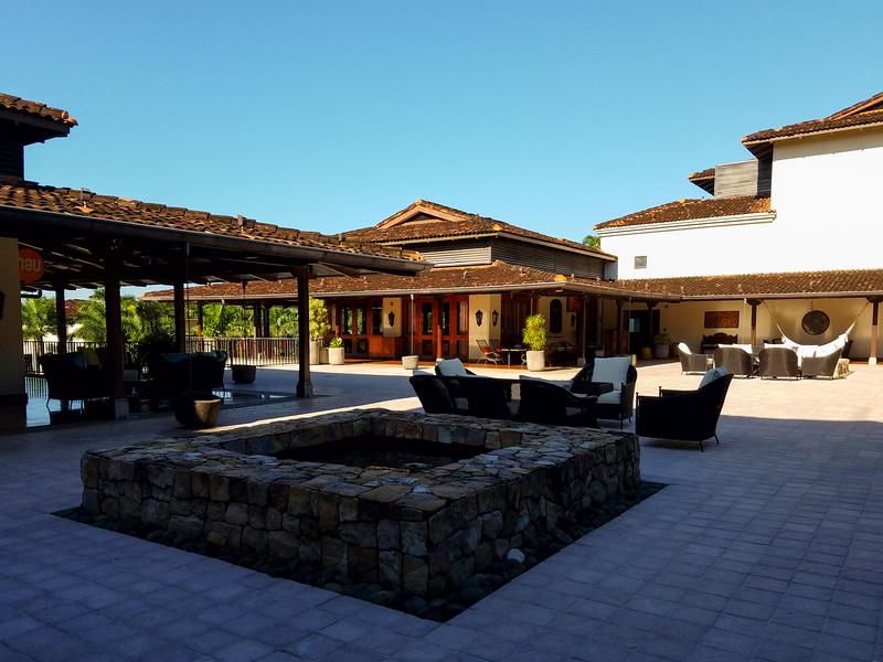 Grounds of the JW Marriott Guanacaste Resort, Costa Rica.