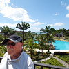 The Tourist King at the JW Marriott Guanacaste Beach Resort, Costa Rica.