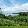Costa Rica's beautiful Pacific Coast shoreline.