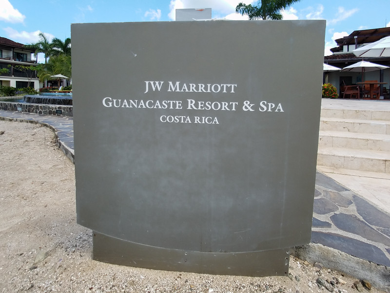 The JW Marriott Guanacaste Resort & Spa, Costa Rica.