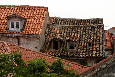 The old buildings - Dubrovnik, Croatia ... April 29, 2008 ... Photo by Rob Page III