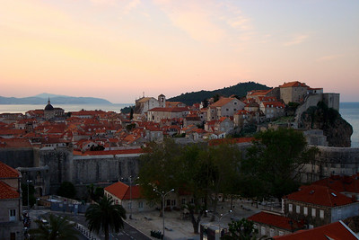 Dubrovnik, Croatia ... April 29, 2008 ... Photo by Emily Page