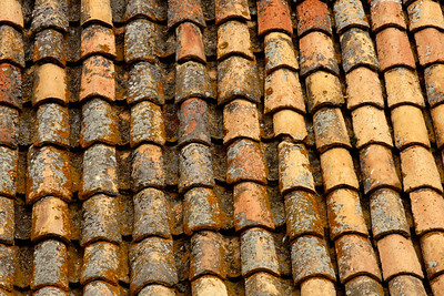 The roof tiles - Dubrovnik, Croatia ... April 29, 2008 ... Photo by Rob Page III