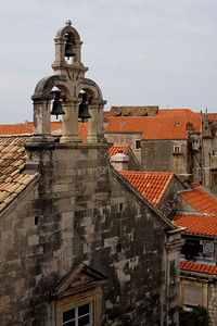 One of the churches of the old town - Dubrovnik, Croatia ... April 29, 2008 ... Photo by Rob Page III