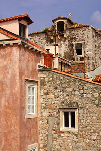 Old houses - Dubrovnik, Croatia ... April 29, 2008 ... Photo by Rob Page III