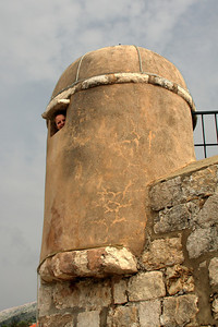 Emily, the sentinel - Dubrovnik, Croatia ... April 29, 2008 ... Photo by Rob Page III