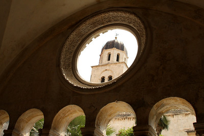 Inside the Franciscan Monastery - Dubrovnik, Croatia ... May 1, 2008 ... Photo by Rob Page III