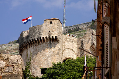 Minceta Tower - Dubrovnik, Croatia ... May 1, 2008 ... Photo by Rob Page III