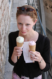 Does someone like icecream - Dubrovnik, Croatia ... May 1, 2008 ... Photo by Rob Page III