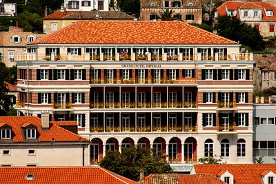 Our Hotel - Dubrovnik, Croatia ... May 1, 2008 ... Photo by Rob Page III