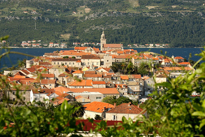 Korcula, Croatia ... May 2, 2008 ... Photo by Rob Page III