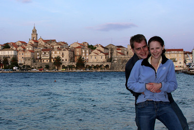 Enjoying the evening - Korcula, Croatia ... May 2, 2008 ... Photo by Rob Page III