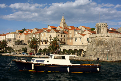 Korcula, Croatia ... May 3, 2008 ... Photo by Rob Page III