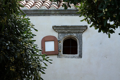 A small window - Korcula, Croatia ... May 2, 2008 ... Photo by Rob Page III