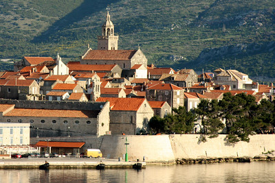 Korcula, Croatia ... May 4, 2008 ... Photo by Rob Page III