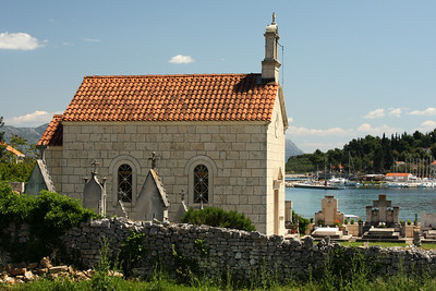 A small church - Korcula, Croatia ... May 3, 2008 ... Photo by Rob Page III