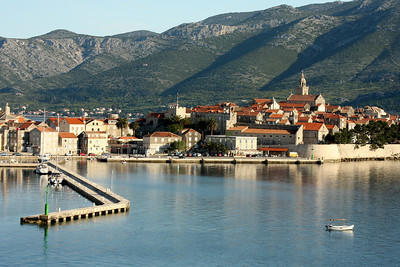 Good morning - Korcula, Croatia ... May 4, 2008 ... Photo by Rob Page III