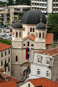 St Nicholaus Church - Kotor, Montenegro ... April 30, 2008 ... Photo by Rob Page III