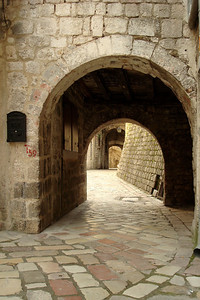 Ancient Archways - Kotor, Montenegro ... April 30, 2008 ... Photo by Emily Page