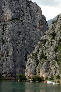 The canyons of Omis.  This was a beautiful nature area south of Split - Omis, Croatia ... May 7, 2008 ... Photo by Rob Page III