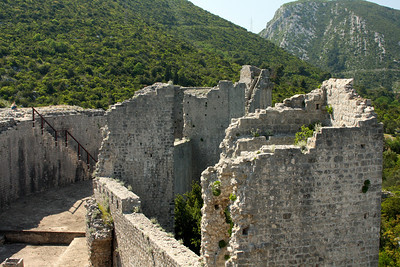 The old fort - Mali Ston, Croatia ... May 2, 2008 ... Photo by Rob Page III