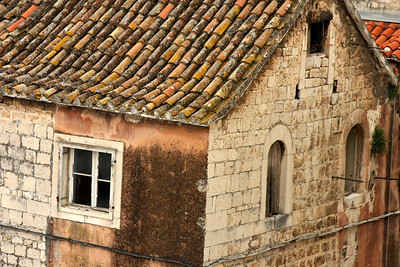 An old building - Trogir, Croatia ... May 5, 2008 ... Photo by Rob Page III
