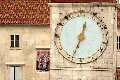 What time is it? - Trogir, Croatia ... May 5, 2008 ... Photo by Rob Page III