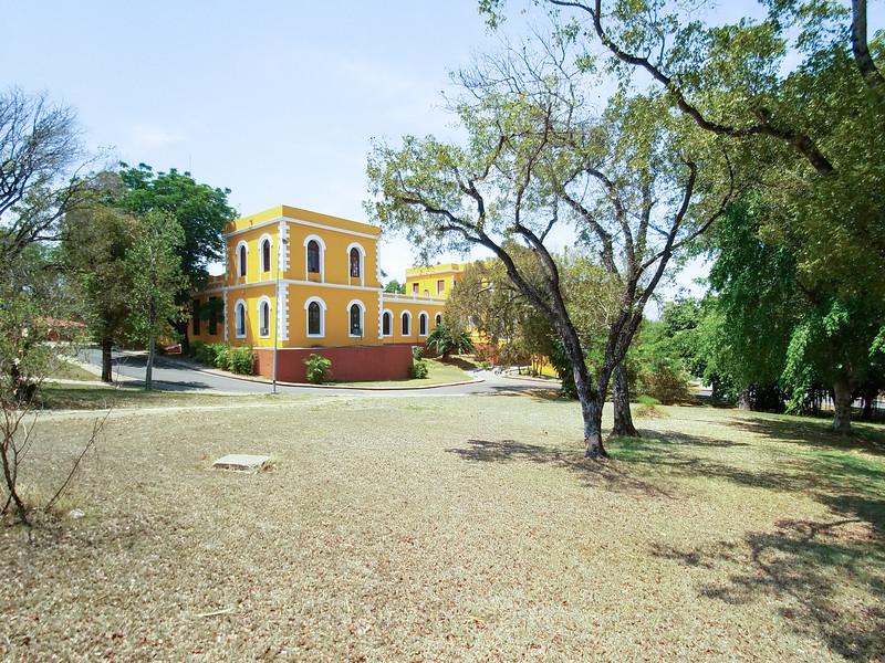 Hotel San Juan on San Juan Hill in Santiago de Cuba.