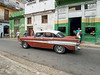 The streets of Havana.