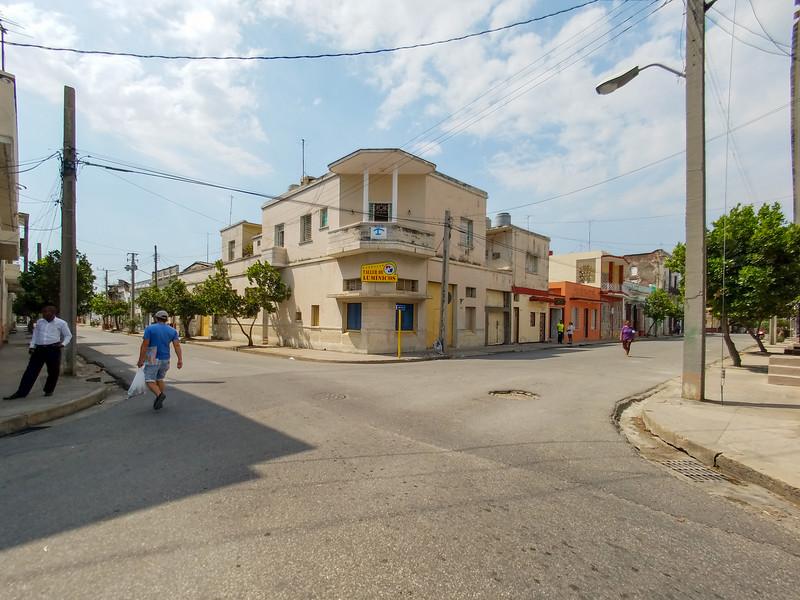 The streets of Cienfuegos, Cuba.
