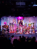 The show at the Pariasian Cabaret at the Hpotel Nacional in Havana.