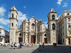 Plaza de la Cathedral, Havana Cuba.