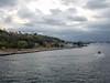 Dawn sailing into Havana's Harbor.