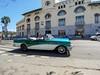 Classic cars in Havana Cuba.