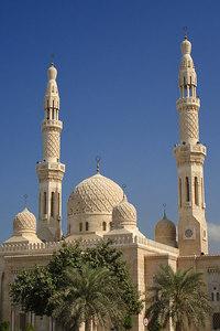 The Jumeirah Mosque - Dubai, UAE ... November 19, 2006 ... Photo by Rob Page III