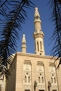 The Jumeirah Mosque - Dubai, UAE ... November 19, 2006 ... Photo by Rob Page III