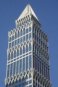 """The Tower"" - Dubai, UAE ... November 19, 2006 ... Photo by Rob Page III"