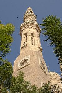 The Jumeirah Mosque - Dubai, UAE ... November 19, 2006 ... Photo by Emily Conger