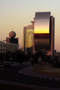 The National Bank of Dubai - Dubai, UAE ... December 4, 2006 ... Photo by Rob Page III