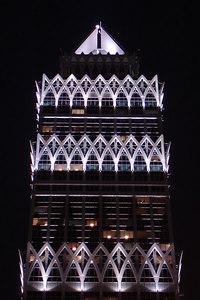 """The Tower"" - Dubai, UAE ... December 4, 2006 ... Photo by Rob Page III"