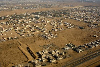 The suburbs - Dubai, UAE ... December 5, 2006 ... Photo by Rob Page III